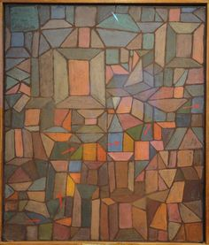 Paul Klee - The Way to the Citadel (1937)