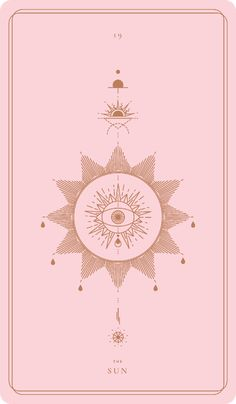 The Sun THE SUN One of my most favorite cards! This one is filled with all the goodies you can imagine. It means you'll soon be extremely positive a Spiritual Wallpaper, Witchy Wallpaper, Cute Wallpaper Backgrounds, Cute Wallpapers, Iphone Wallpaper, Fractal, Major Arcana, Moon Art, Art Inspo
