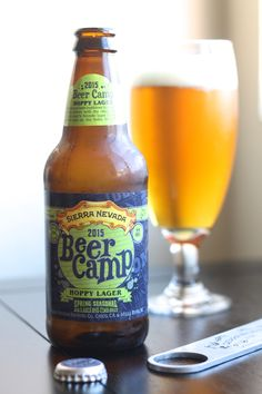 Made in Sonoma Brew Review: Sierra Nevada Beer Camp Hoppy Lager