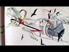 De Sneeuwkoningin - sprookje H.C. Andersen met plaatjes