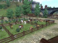 Sims 3 Horse Ranch