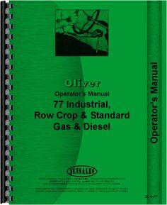 Diesel green user manuals array oliver super 55 tractor operators manual oliver tractor rh pinterest com fandeluxe Images