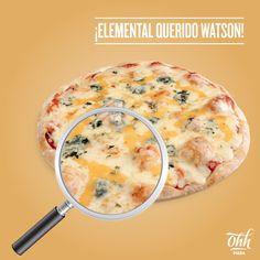 Ohh pizza #cdg_comunicacion