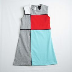 Llum - Mondrian Dress - Poppy, $65.00 (http://www.llum.com/mondrian-dress-poppy/)