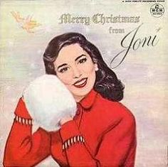 Merry Christmas From Joni  - cover art