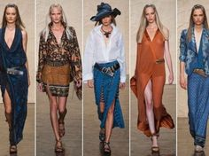 Donna Karan a prezentat colectia de primavara 2014 in cadrul New York Fashion Week! on http://www.fashionlife.ro