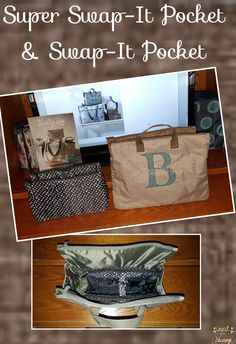Super Swap-It Pocket, Swap-It Pocket, Fold-N-File, Clear-As-Day Duo, Pocket-A-Tote, Thirty-One, Thirty One, Fall 2017, YLEO, Young Living Essential Oil, www.mythirtyone.com/bisconti, www.facebook.com/groups/VIP31Bisconti