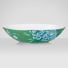 Buy Jasper Conran for Wedgwood Chinoiserie Green Serving Bowl Online at johnlewis.com
