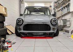 Owner: @mini_flandersfinest #classic #mini #british #truebrit #classicmini #classiccar... Mini Cooper Clasico, My Dream Car, Dream Cars, Classic Mini, Classic Cars, Mk1, Mini Cooper Custom, Rover Mini Cooper, Mini Morris