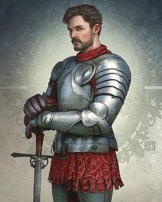 Lord Noblaise- Captain of the Brenada city guard