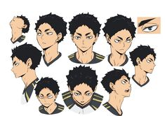 Which chapter of the manga do I start on after watching the season of Haikyuu?