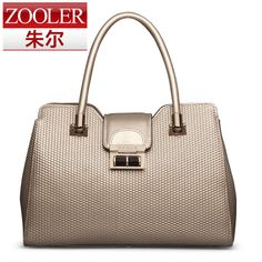 ZOOLER New arrival bags women's handbag 2013 leather bag fashion handbag messenger bag $142.32