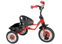 Disney Cars Huffy Folding Tricycle. Dominic's birthday is coming up!