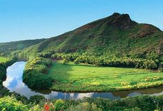 Secret Falls Kayak/Hike Tour, Wailua River, Kauai. We did the self guided tour. So worth it!