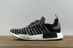 c400243c3c52b Adidas NMD R1 3 Stripes Black White S79519 sneaker ties Shoe Cheap Adidas  Nmd