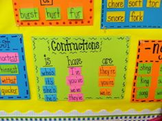 Life in First Grade: phonics