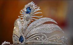 Headpiece Jewelry, Hair Jewelry, Bridal Jewelry, Art Deco Jewelry, Cute Jewelry, Jewelry Accessories, Royal Tiaras, Tiaras And Crowns, Bijoux Design