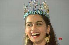 Happy to see people from Haryana looking at women differently: Miss World 2017 - Social News XYZ