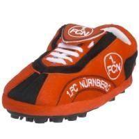 Du würdest am liebsten auch zu Hause die Fußballschuhe nicht ausziehen? - 1.FC Nürnberg Hausschuhe #shoes