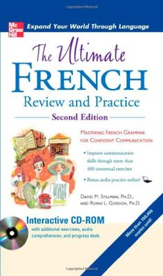 The Ultimate French Review and Practice with CD-ROM (UItimate Review  Reference Series)