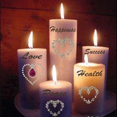 Candles✨ the scents, the colors, the essence, the relaxation, and sometimes the meanings of each one by colors and their vibrant energy of helping us to relax, feel positive and just flow.....