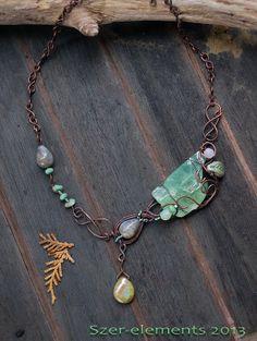 Emerald calcite...