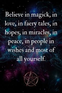 Moon Quotes Discover Believe in Magick Magick quote Wiccan Quotes, Spiritual Quotes, Spiritual Meditation, Meditation Quotes, Spiritual Reality, Meditation Music, Moon Quotes, Wisdom Quotes, Life Quotes