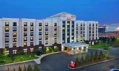 Groupon - Stay with Daily Market Credit at SpringHill Suites Newark Liberty International Airport in Newark, NJ. Dates into June. in Newark, NJ. Groupon deal price: $95