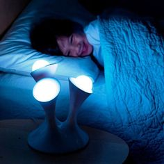 New Cute Boon Glo Color Changing Night Light Portable Glowing Balls