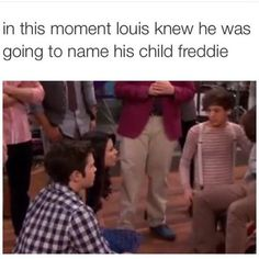 Imagen de Freddie, louis tomlinson, and one direction One Direction Imagines, One Direction Humor, I Love One Direction, Direction Quotes, Bon Point, Louis Tomilson, Thing 1, First Love, My Love