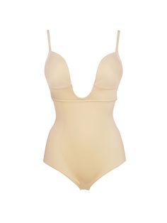 ec7267e06 Burvogue Womens Seamless Body Shaper Firm Control Shapewear Bodysuits