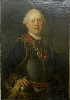 Claude Etienne de Bidal, 2e. Marquis d'Asfeld (1719 - 1793).
