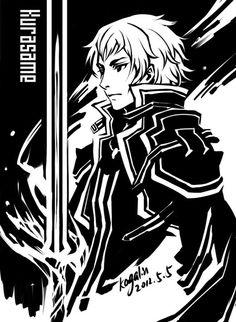 Final Fantasy Type-0 - Kurasame