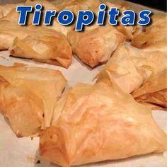 EmilyCanBake: Tiropitas