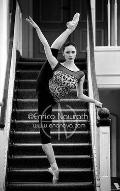 Ludmila Konovalova, photo by Enrico Nawrath