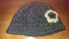 Shells/ flower childs hat