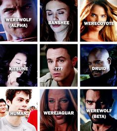 teen wolf // I wanna say poor Stiles cuz he's just human but that's sorta a good thing cuz that means he's not on the Deadpool