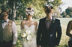 If I could get married to Joshua all over again I think I would have to copy this wedding.  I love this so much!