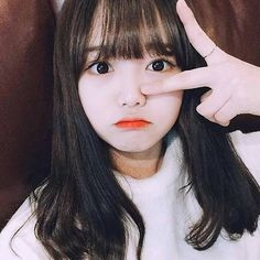 girl, ulzzang, and cute image Korean girl Mode