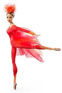 Misty Copeland Barbie 2016