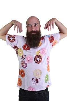 Donuts Men's Tee | Beloved Shirts