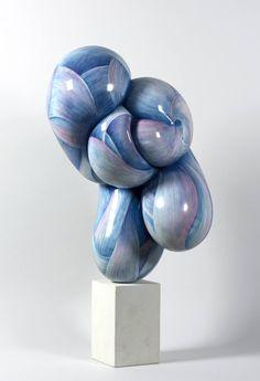 """El artista de arte de Saatchi Ralph Paquin; Escultura, """"Love Knot"""" #art"""