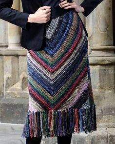 Black Crochet Dress, Crochet Skirts, Knit Skirt, Crochet Clothes, Knit Dress, Knit Crochet, Crochet Summer, Knitwear Fashion, Crochet Fashion