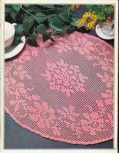 Kira crochet: Scheme no. 265