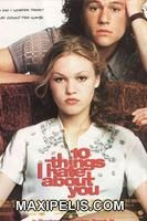 """Película: """"10 Things I Hate about You (10 razones para odiarte)"""""""