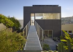 20th Street #contemporary #house by SFOSL #Architecture in San Francisco    studiodaneinteriors.com
