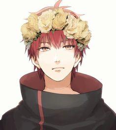 sasori flowers