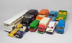 Corgi - X 11 - Die-Cast Cars - Bus - Taxi - Joblot - Bundle - Various Sizes Diecast, Corgi, Ebay, Toys, Activity Toys, Corgis, Toy