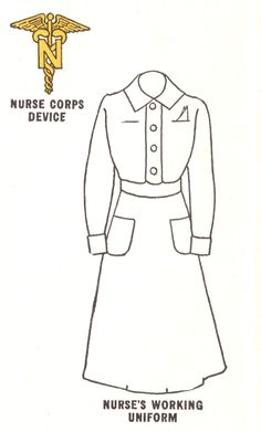 Original WW1 Australian Nurses uniforms and arm