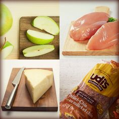 Apple-Filled Chicken Breast   Udi's® Gluten Free Bread